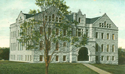 Kansas State University, Dickens Hall, 1907